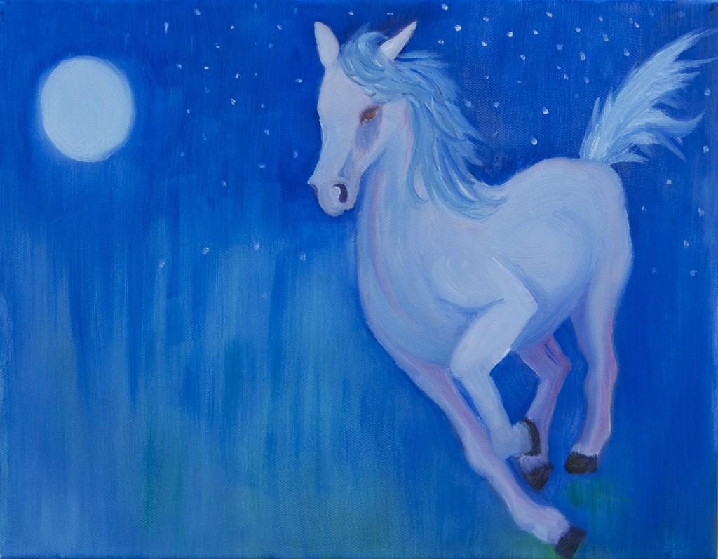 Pony Moonlight Dancing
