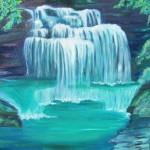 Waterfall Buttermilk Falls